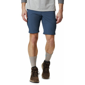 Columbia Silver Ridge II Pantalones convertibles Hombre, dark mountain